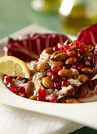 POMEGRANATE TUNA