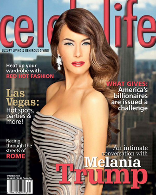 Celeb Life Winter 2011