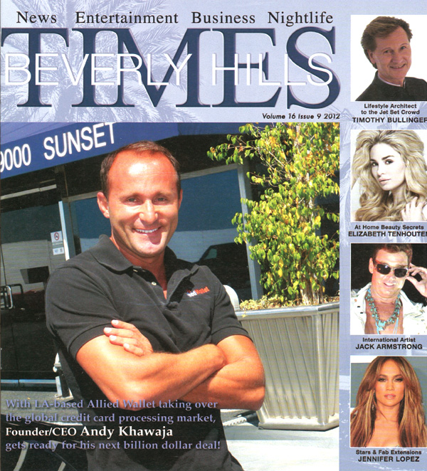Beverly Hills Times 9/2012